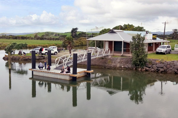 Waipu Boat & Fishing Club, Waipu, Northland